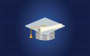 Graduation from University Cap