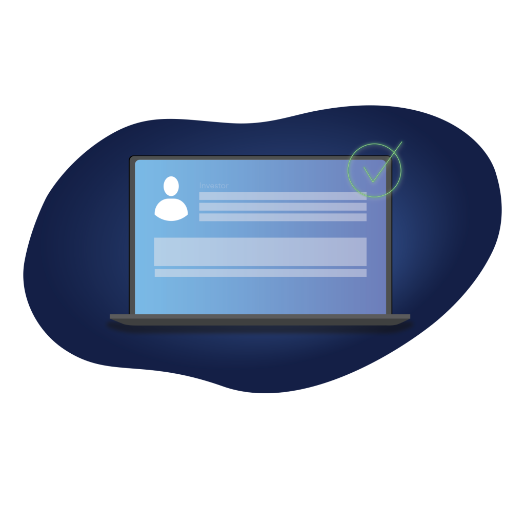 verified credentials illustration