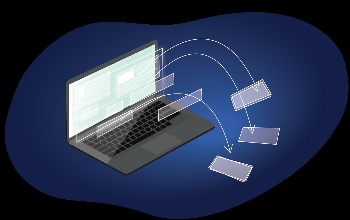 decentralized storage increase compliance